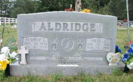 ALDRIDGE, AUDREY LUCILLE - Texas County, Missouri | AUDREY LUCILLE ALDRIDGE - Missouri Gravestone Photos