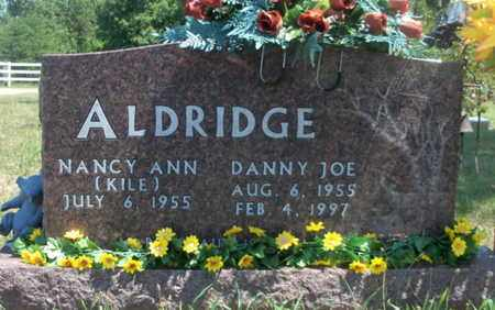 ALDRIDGE, DANNY JOE - Texas County, Missouri | DANNY JOE ALDRIDGE - Missouri Gravestone Photos