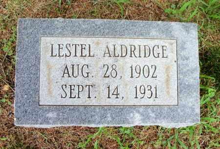 ALDRIDGE, LESTEL MAY - Texas County, Missouri   LESTEL MAY ALDRIDGE - Missouri Gravestone Photos
