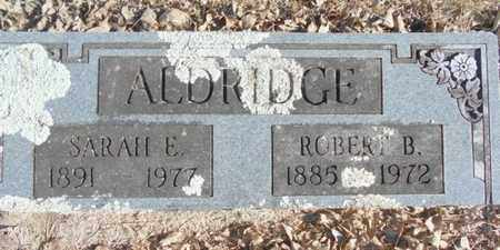 ALDRIDGE, ROBERT BENTON - Texas County, Missouri | ROBERT BENTON ALDRIDGE - Missouri Gravestone Photos