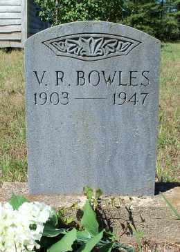 BOWLES, VERNEY R. - Texas County, Missouri | VERNEY R. BOWLES - Missouri Gravestone Photos