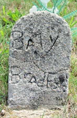 BRADFORD, INFANT - Texas County, Missouri   INFANT BRADFORD - Missouri Gravestone Photos