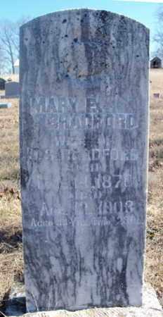 BRADFORD, MARY ELIZABETH - Texas County, Missouri   MARY ELIZABETH BRADFORD - Missouri Gravestone Photos