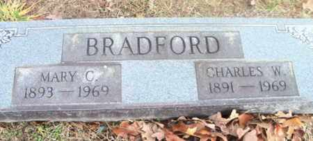 BRADFORD, MARY C. - Texas County, Missouri | MARY C. BRADFORD - Missouri Gravestone Photos