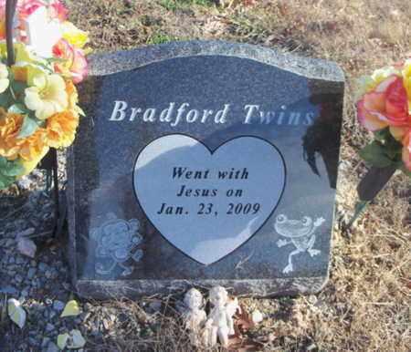 BRADFORD, TWIN - Texas County, Missouri | TWIN BRADFORD - Missouri Gravestone Photos