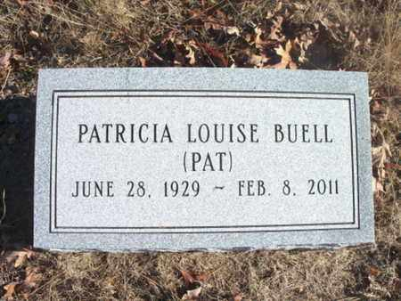 """BUELL, PATRICIA LOUISE """"PAT"""" - Texas County, Missouri   PATRICIA LOUISE """"PAT"""" BUELL - Missouri Gravestone Photos"""