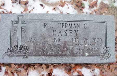 CASEY, HERMAN G. REV. - Texas County, Missouri | HERMAN G. REV. CASEY - Missouri Gravestone Photos
