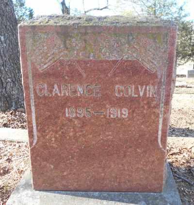 COLVIN, CLARENCEE - Texas County, Missouri | CLARENCEE COLVIN - Missouri Gravestone Photos