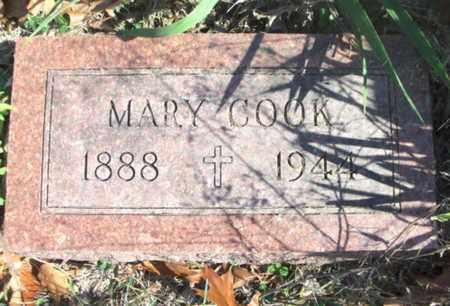 HENGEL COOK, MARY C. - Texas County, Missouri | MARY C. HENGEL COOK - Missouri Gravestone Photos