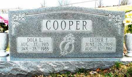 COOPER, DOLA LYNN - Texas County, Missouri | DOLA LYNN COOPER - Missouri Gravestone Photos