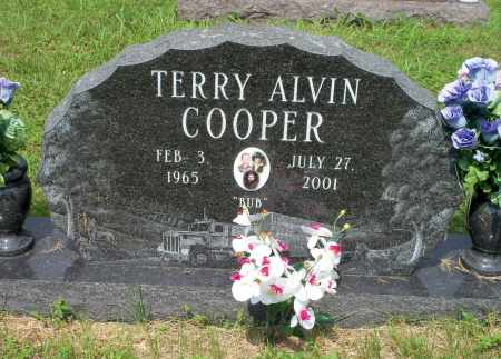 "COOPER, TERRY ALVIN ""BUB"" - Texas County, Missouri 