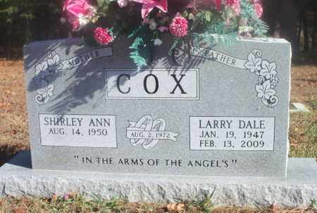 COX, LARRY DALE - Texas County, Missouri | LARRY DALE COX - Missouri Gravestone Photos
