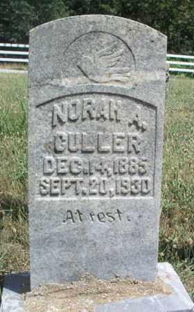 LEE CULLER, NORAH A. - Texas County, Missouri | NORAH A. LEE CULLER - Missouri Gravestone Photos