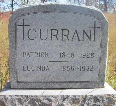 CURRAN, PATRICK - Texas County, Missouri | PATRICK CURRAN - Missouri Gravestone Photos
