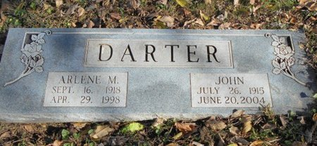 DARTER, JOHN - Texas County, Missouri | JOHN DARTER - Missouri Gravestone Photos