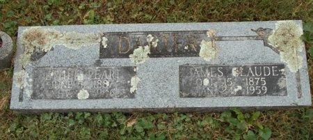 DARTER, ETHEL PEARL - Texas County, Missouri | ETHEL PEARL DARTER - Missouri Gravestone Photos