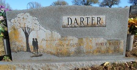DARTER, HOMER WALTER - Texas County, Missouri | HOMER WALTER DARTER - Missouri Gravestone Photos