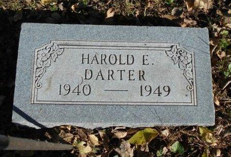 DARTER, HAROLD EDWARD - Texas County, Missouri   HAROLD EDWARD DARTER - Missouri Gravestone Photos