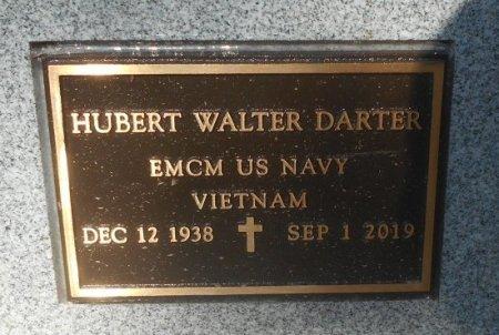 DARTER, HUBERT WALTER VETERAN VIETNAM - Texas County, Missouri | HUBERT WALTER VETERAN VIETNAM DARTER - Missouri Gravestone Photos