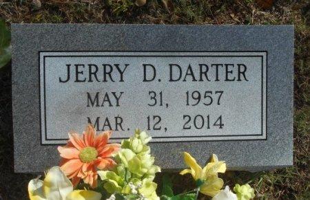 DARTER, JERRY DOUGLAS - Texas County, Missouri | JERRY DOUGLAS DARTER - Missouri Gravestone Photos