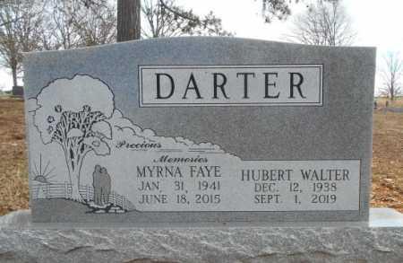 DARTER, MYRNA FAYE - Texas County, Missouri | MYRNA FAYE DARTER - Missouri Gravestone Photos