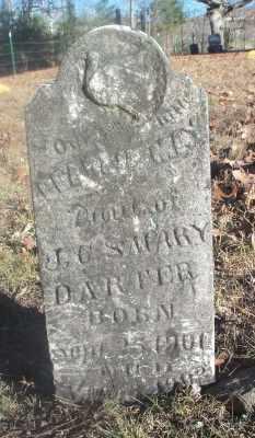 DARTER, PEARLIE MAY - Texas County, Missouri | PEARLIE MAY DARTER - Missouri Gravestone Photos