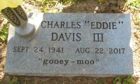 "DAVIS, CHARLES EDGAR ""EDDIE"" - Texas County, Missouri | CHARLES EDGAR ""EDDIE"" DAVIS - Missouri Gravestone Photos"