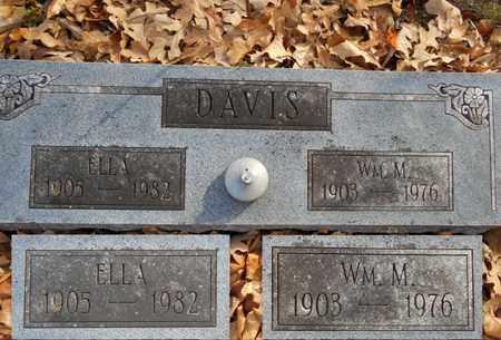 DAVIS, ELLA - Texas County, Missouri | ELLA DAVIS - Missouri Gravestone Photos