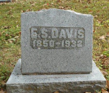 DAVIS, EDWARD S. - Texas County, Missouri | EDWARD S. DAVIS - Missouri Gravestone Photos