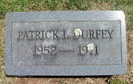 DURFEY, PATRICK L. - Texas County, Missouri | PATRICK L. DURFEY - Missouri Gravestone Photos