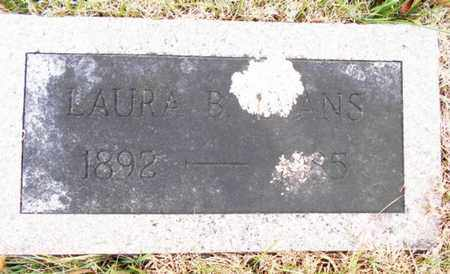 EVANS, LAURA B. - Texas County, Missouri | LAURA B. EVANS - Missouri Gravestone Photos