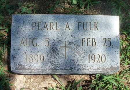 ALDRIDGE FULK, PEARL - Texas County, Missouri | PEARL ALDRIDGE FULK - Missouri Gravestone Photos