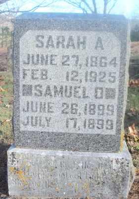 GOFORTH, SAMUEL O. - Texas County, Missouri | SAMUEL O. GOFORTH - Missouri Gravestone Photos