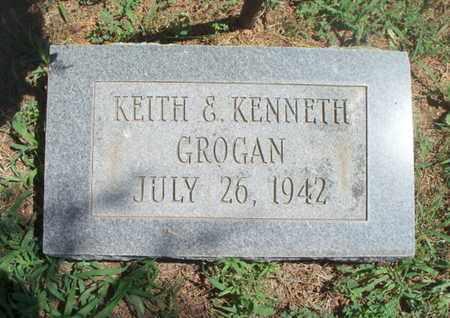 GROGAN, KENNETH - Texas County, Missouri | KENNETH GROGAN - Missouri Gravestone Photos