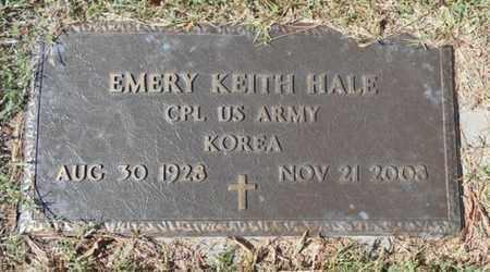 HALE, EMERY KEITH VETERAN KOREA - Texas County, Missouri | EMERY KEITH VETERAN KOREA HALE - Missouri Gravestone Photos