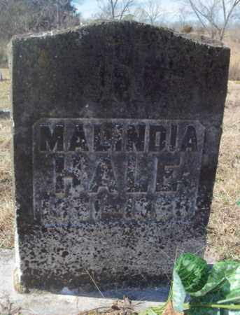HALE, MALINDA - Texas County, Missouri | MALINDA HALE - Missouri Gravestone Photos