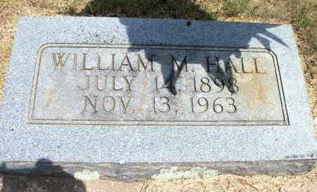 HALL, WILLIAM MCKINLEY - Texas County, Missouri | WILLIAM MCKINLEY HALL - Missouri Gravestone Photos