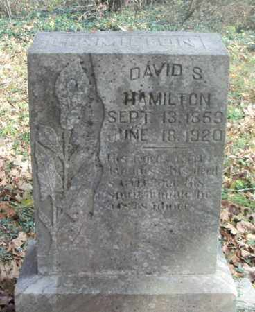 HAMILTON, DAVID SMITH - Texas County, Missouri | DAVID SMITH HAMILTON - Missouri Gravestone Photos