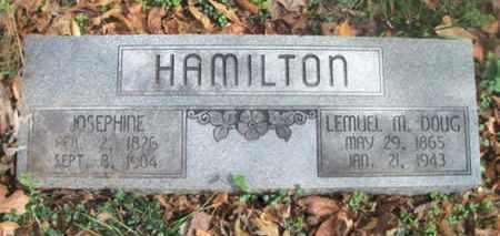 HAMILTON, JOSEPHINE - Texas County, Missouri | JOSEPHINE HAMILTON - Missouri Gravestone Photos