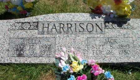 JONES HARRISON, STELLA MAE - Texas County, Missouri | STELLA MAE JONES HARRISON - Missouri Gravestone Photos