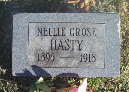 GROSE HASTY, NELLIE - Texas County, Missouri   NELLIE GROSE HASTY - Missouri Gravestone Photos