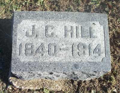 HILL, J. C. - Texas County, Missouri | J. C. HILL - Missouri Gravestone Photos