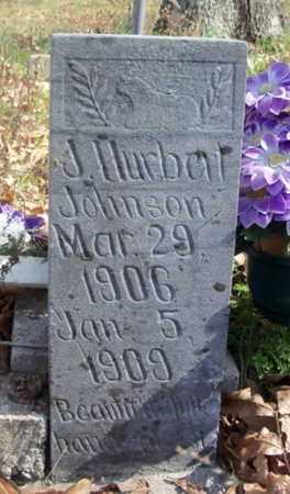 JOHNSON, J. HURBERT - Texas County, Missouri | J. HURBERT JOHNSON - Missouri Gravestone Photos