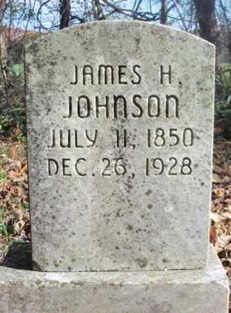 JOHNSON, JAMES HENRY - Texas County, Missouri | JAMES HENRY JOHNSON - Missouri Gravestone Photos