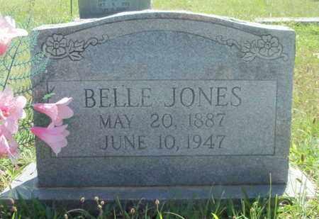HARRISON JONES, BELLE - Texas County, Missouri | BELLE HARRISON JONES - Missouri Gravestone Photos