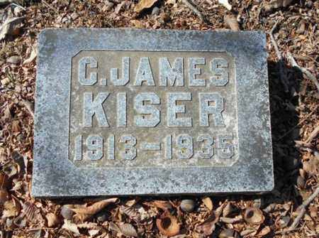 KISER, C. JAMES - Texas County, Missouri | C. JAMES KISER - Missouri Gravestone Photos