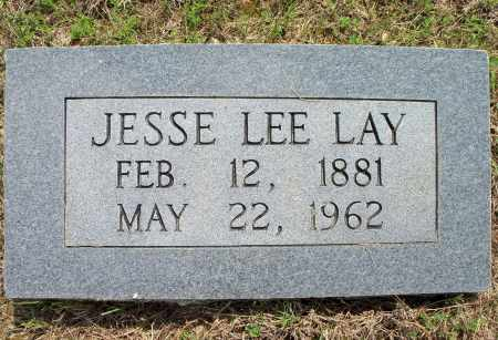 LAY, JESSE LEE - Texas County, Missouri | JESSE LEE LAY - Missouri Gravestone Photos