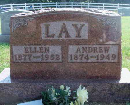 LAY, ANDREW JACKSON - Texas County, Missouri | ANDREW JACKSON LAY - Missouri Gravestone Photos