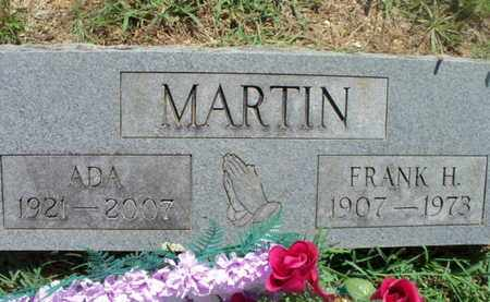 MARTIN, ADA - Texas County, Missouri | ADA MARTIN - Missouri Gravestone Photos