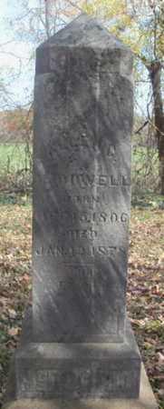 MCDOWELL, ALLEN D. - Texas County, Missouri | ALLEN D. MCDOWELL - Missouri Gravestone Photos